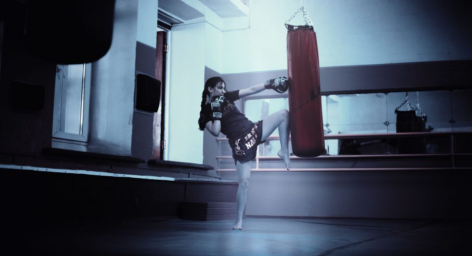 Acquiring the Art Forms of Kickboxing